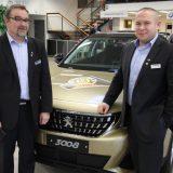 AUTOT: Uusi Peugeot 3008 esillä viikonloppuna