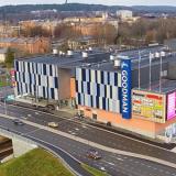 Etelä-Suomen suurin kiinteistökohtainen aurinkovoimala Kauppakeskus Goodmanille