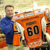 KETJUUNTUMINEN: Retsi johtaa nyt myös Suomen Golfkauppa Oy:tä