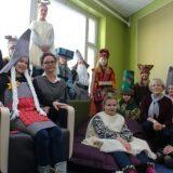 HAMKin opiskelijat ja koululaiset suunnittelivat yhdessä roolivaatteita
