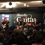 Pekka Tiilikainen & Beatmakers 30 v. uraa muistettiin viikonloppuna Ruotsissa
