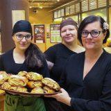 KAHVILAT: Café Kaunon pullaperjantai saa herkkusuut liikkeelle