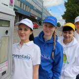 Parkkiperhoset taas Hämeenlinnan kesäkaduille