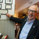 RAVINTOLAÄÄNESTYS: Kaikkien aikojen ravintolavaikuttaja on Veikko Lindholm