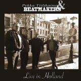 Pekka Tiilikainen & Beatmakers julkaisee livelevyn
