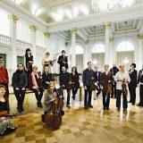 Helsingin barokkiorkesteri konsertoi Verkatehtaalla