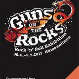 Guns On The Rocks esittelee rock-memorabiliaa