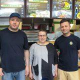 RESKARAFLAT: Heiman´s Pizza & Kebab tarjoaa nyt myös kotiruokalounasta