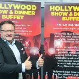 Vaakunan Show&Dinner on viihteen ja makujen ilotulitusta Hollywoodin tyyliin