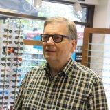OPTIDENT: Pieni Silmälasikauppa luottaa hyvään työn jälkeen ja palveluun