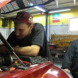 AMERICAN POWER: Jenkkiautoharrastus synnytti amerikanrautoihin erikoistuneen korjaamon