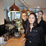 CAFE: Kahvila Kulma tuli keskustaan isosti