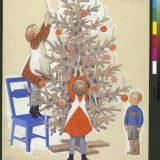 Jo 7.000 kävijää kerännyt Rudolf Koivun joulunäyttely päättymässä Taidemuseolla