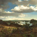 Hämeenlinnan taidemuseossa maisemamaalauksen mestarin laaja näyttely