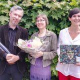Eliel Aspelin palkinto Rut Bryk –elämän taide -kirjalle