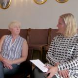 SUORAA PUHETTA HÄMEENLINNASTA: Sari Hagemeier on keskitetyn pysäköintiratkaisun kannalla