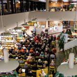 Hämeenlinnassa asiakkaat tyytyväisiä kirjastoon