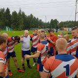 Pelaajapula näkyy Linna Rugbyn otteissa