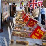 Street Food Fiesta saapuu Hämeenlinnan torille
