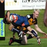 RUGBY: Linna Rugby rekryää ja koulii ilmaiseksi