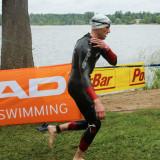 """Pyöräilystä triathloniin: """"Aloitin täydelliseen aikaan"""""""