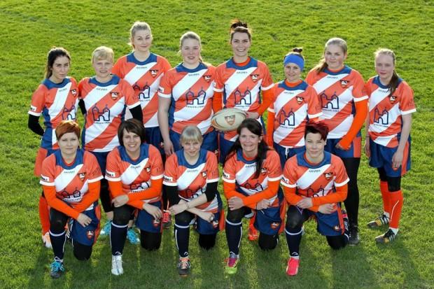 LRC:lla on tällä kaudella juoksuttaa kentälle myös naisten joukkue.