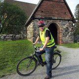 KIRKKOPOLKAISU: Hämeenlinnan seudulla pyöräillään kirkosta kirkkoon