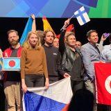 Jenni Ahtiaisen DEAFMETAL™ voitti hopeaa kansainvälisen Creative Business Cupin MM-finaalissa
