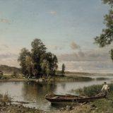 Hjalmar Munsterhjelmin maisemat esillä Hämeenlinnan taidemuseossa