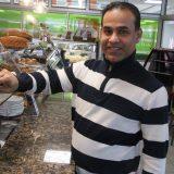 CAFE RAPARPERI GREEN: Prabhakaran Ranjith Kumar otti ohjat entisessä Green Laurellissa