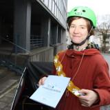 Pyöräilijöille tarjolla tänään valoisaa välipalaa