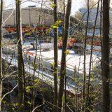 NYT ON AVOINTA PELIÄ: Metritiski-Areenalle rakennetaan uusi katto