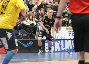Steelersin hyökkääjä Ville Lastikka on Divarin tammikuun pelaaja.
