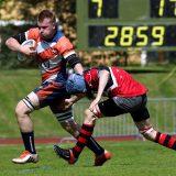 Linna Rugbylla kauden ensimmäinen kotiottelu