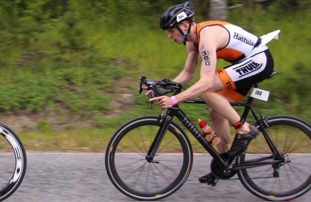 Triathlonit ja maastotriathlonit ovat isossa osassa Olli Miettisen kautta 2017.