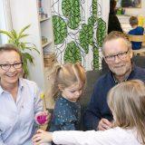 Jaarlin Päiväkodit Oy:n Sari ja Markku Järvinen vuoden yrittäjät Hämeenlinnassa