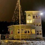 Ahvenistolle avautuu joulukahvila
