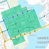 KYSELY: Ajetaanko keskustassa ja Hämeensaaressa pian kolmeakymppiä?