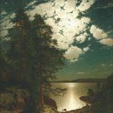 Kuutamoyö ja muita tunnettuja kotimaisia: Taidemuseo mukana Taiteiden yön vilinässä