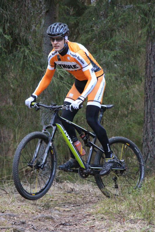 Cyclocrossin hallitseva Suomen mestari Olli Miettinen on laatinut tulevalle kilpailukaudelle tietoisesti haastavan kilpailuohjelman. Hämeenlinnalaisen Miettisen kevään tärkein tavoite on voittaa oman seuran järjestämä Aulanko MTB.
