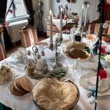 Kaupunginmuseo avaa Palanderin talon perinteisen joulunäyttelyn lauantaina