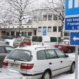 Linja-autoaseman seutu parkkikyselyn ykkönen