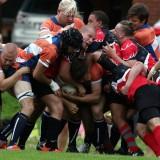 Rugby: LRC väänsi tasaisesti Tampereella