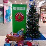 Joulupuu-keräys tuotti toista tuhatta lahjaa