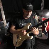 Australialaiskitaristi Martin Cilia on mukana Pekka Tiilikainen & Beatmakersin tulevalla levyllä